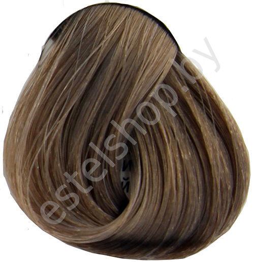 Средне-русый коричнево-фиолетовый цвет волос