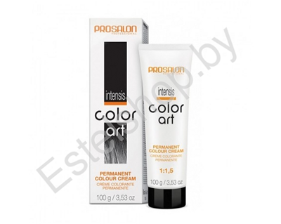 Крем-краска Перманентная Prosalon professional COLOR ART Permanent colour cream 100 мл