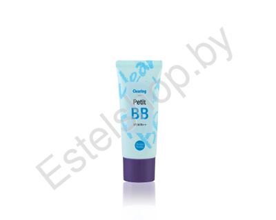 "HOLIKA HOLIKA ББ крем для лица ""Петит ББ Клиаринг"" SPF30 PA++ Petit BB Clearing 30ml"