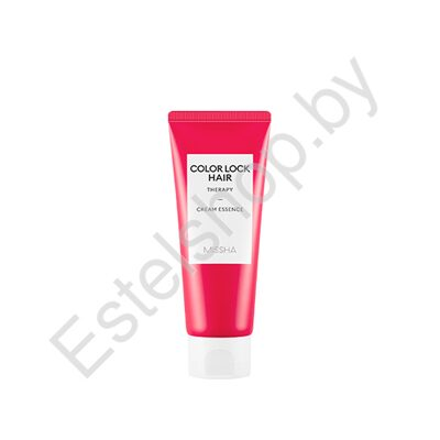 Крем-эссенция для волос MISSHA MINSK Color Lock Hair Therapy Cream Essence 100 мл