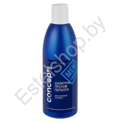 Шампунь против перхоти MEN CONCEPT MINSK men anti-dandruff shampoo 300 мл