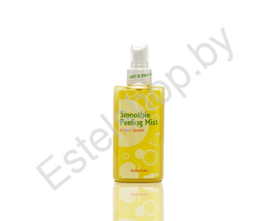 HOLIKA HOLIKA Пилинг-спрей для лица скатка Смузи Пилинг Лимон Holika Holika Smoothie Peeling Mist Lemon Squash 150ml