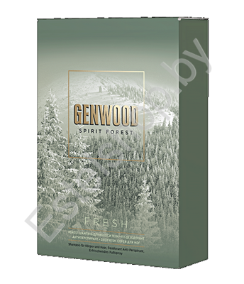 Набор GENWOOD FRESH Estel