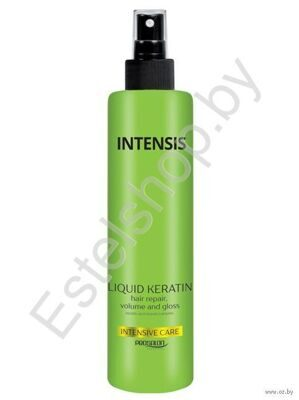 Жидкий кератин для волос Prosalon Professional Liquid keratin for damaged hair 275 мл