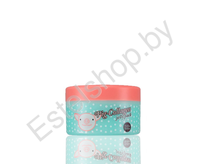 "HOLIKA HOLIKA Ночная маска для лица ""Пиг-коллаген джелли пэк"" Pig-Collagen Jelly Pack 80ml"