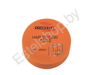 Паста для укладки волос Prosalon Professional Hair paste dynamic design 100 г