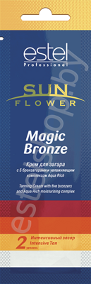 Крем для загара Estel Sun Flower Magic Bronze II уровень