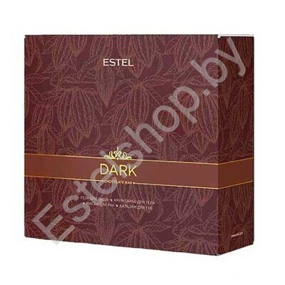 Набор Dark OTIUM CHOCOLATIER ESTEL Dark  Chocolate Bar (200мл+200мл+50мл+10мл)