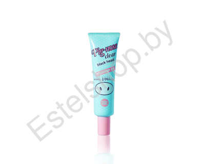 HOLIKA HOLIKA  Пилинг-гель для лица Pig-nose Clear Black Head Peeling Massage Gel 30ml